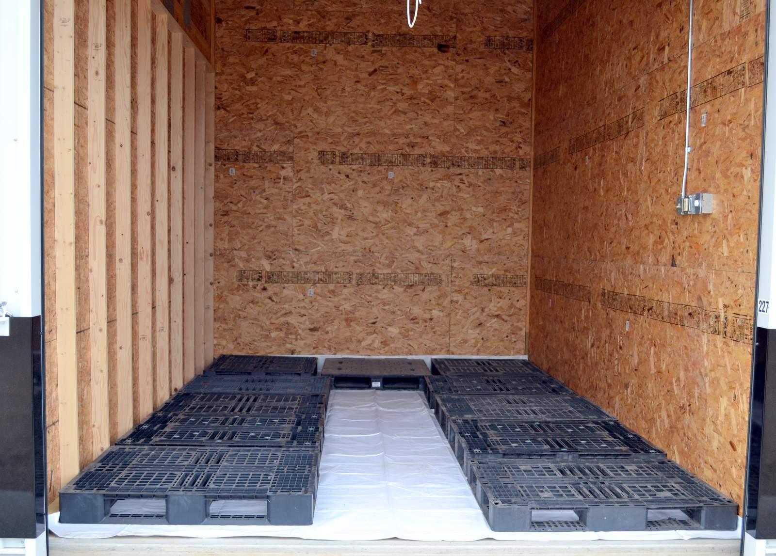 Floor Liner - Plastic Pallets